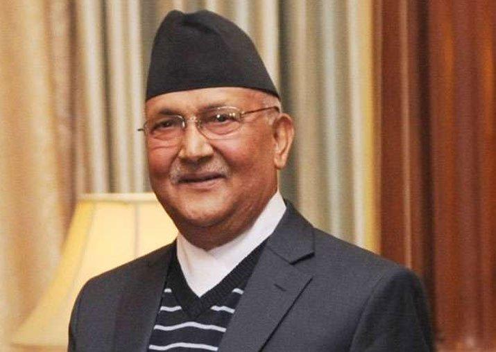 केपी शर्मा ओली