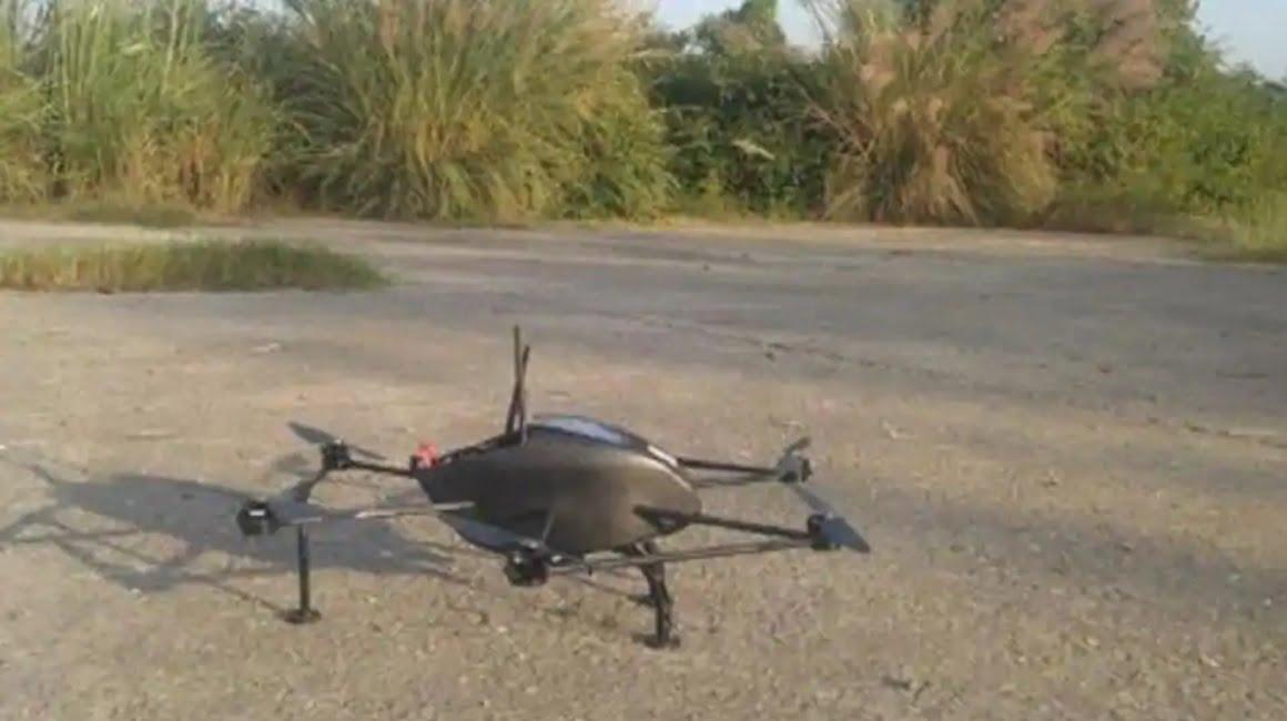 Bharat Drone by DRDO