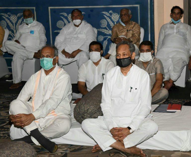 राजस्थानः पायलट की वापसी पर गहलोत खेमे के कई विधायक नाराज