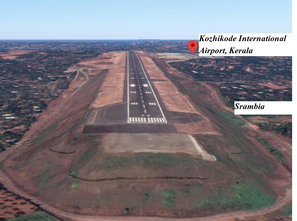 कोझिकोड इंटरनेशनल एयरपोर्ट