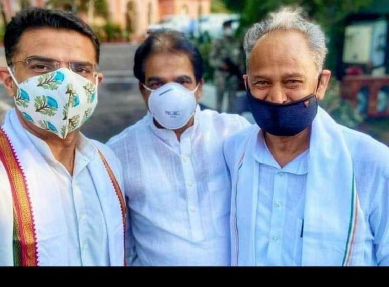 राजस्थानः सचिन पायलट की मांग पर कार्यवाही शुरू, तीन सदस्यीय कमेटी गठित