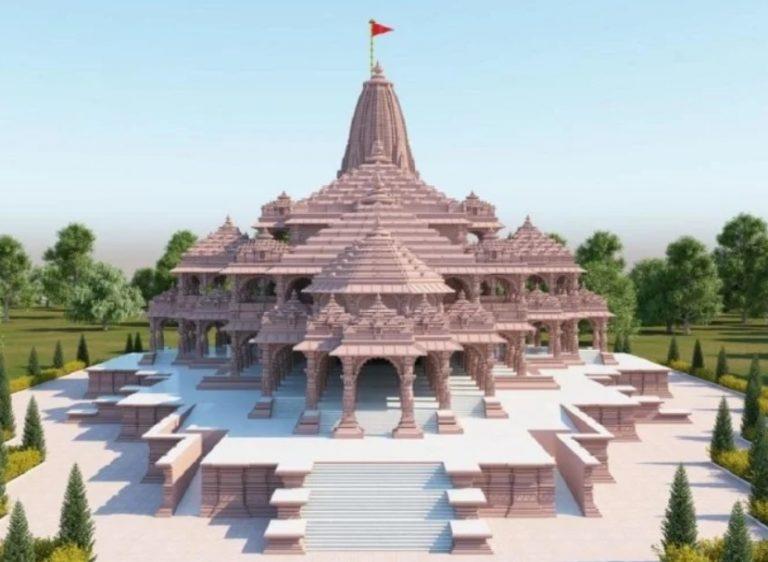 अयोध्या: अब Ram Mandir का निर्माण कार्य देख सकेंगे श्रद्धालु