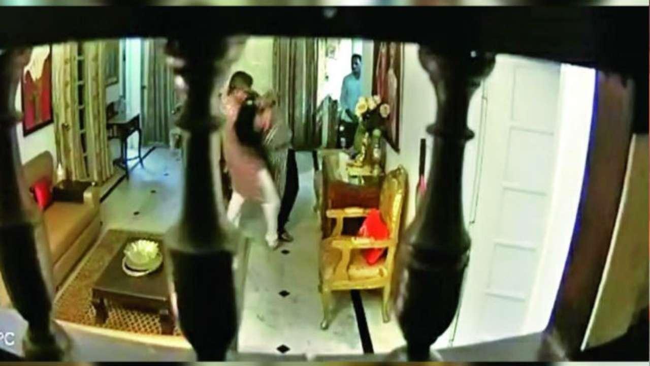 Viral Video MP Police DG