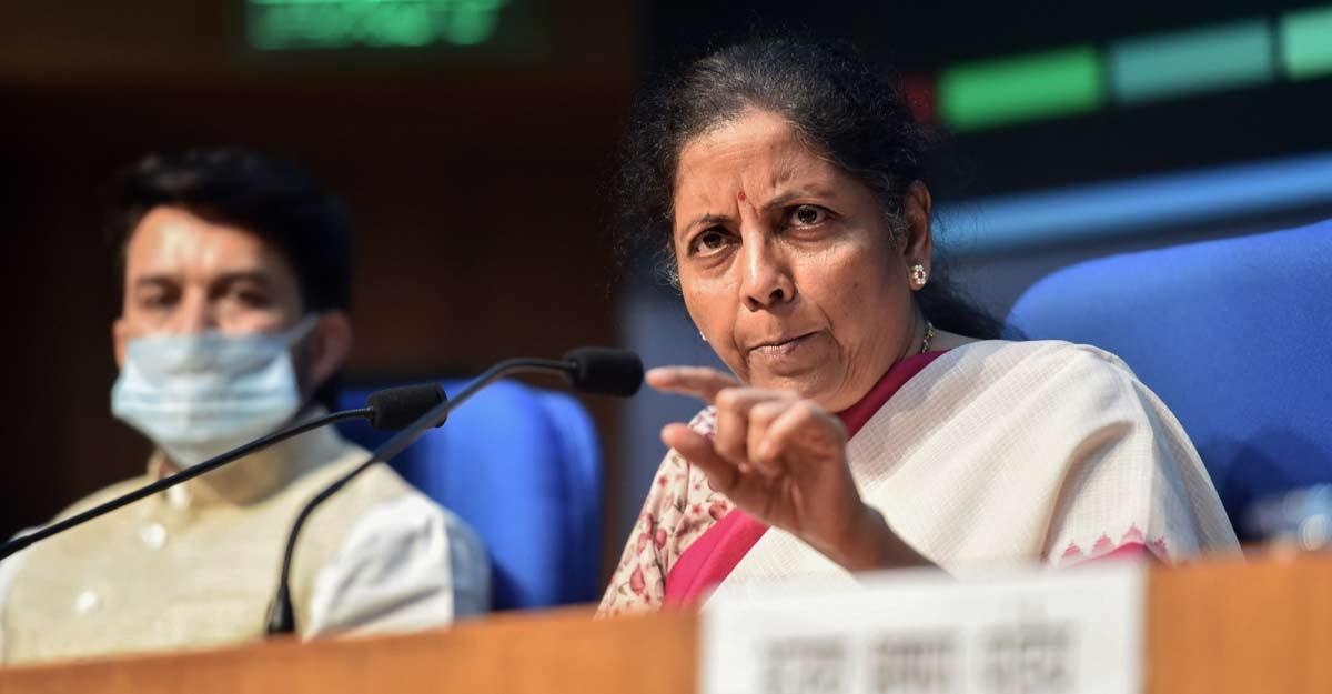 दुनिया में निवेश का हॉटस्पॉट बन सकता है भारतः सीतारमण