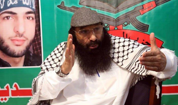 हिजबुल प्रमुख सलाहुद्दीन