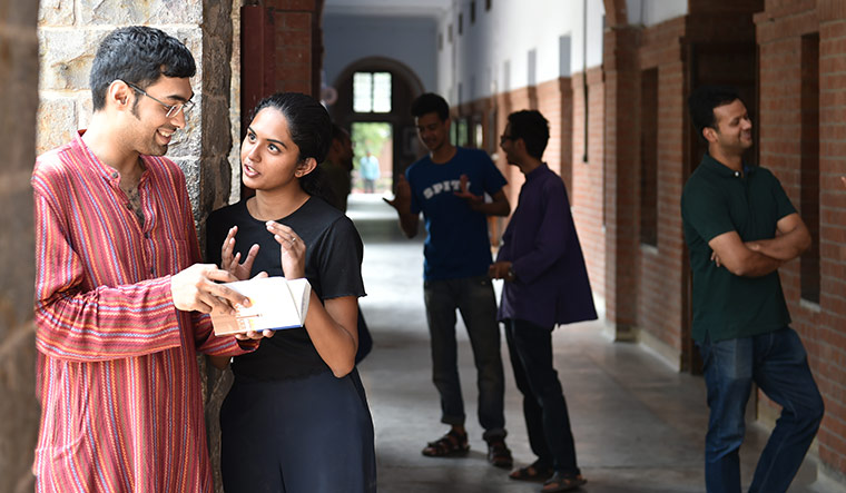 DU 2020-21:St Stephen's College released the cut-off list