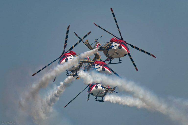 एयरफोर्स डेः 88वीं परेड में पहली बार शामिल हुए राफेल, दिखाए करतब