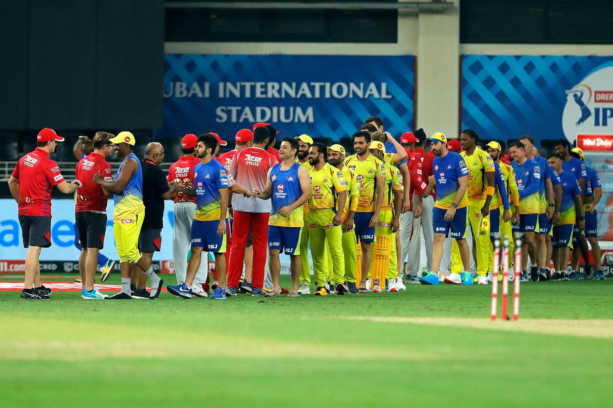 CSK Vs Kings XI Punjab