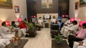LJP Meeting