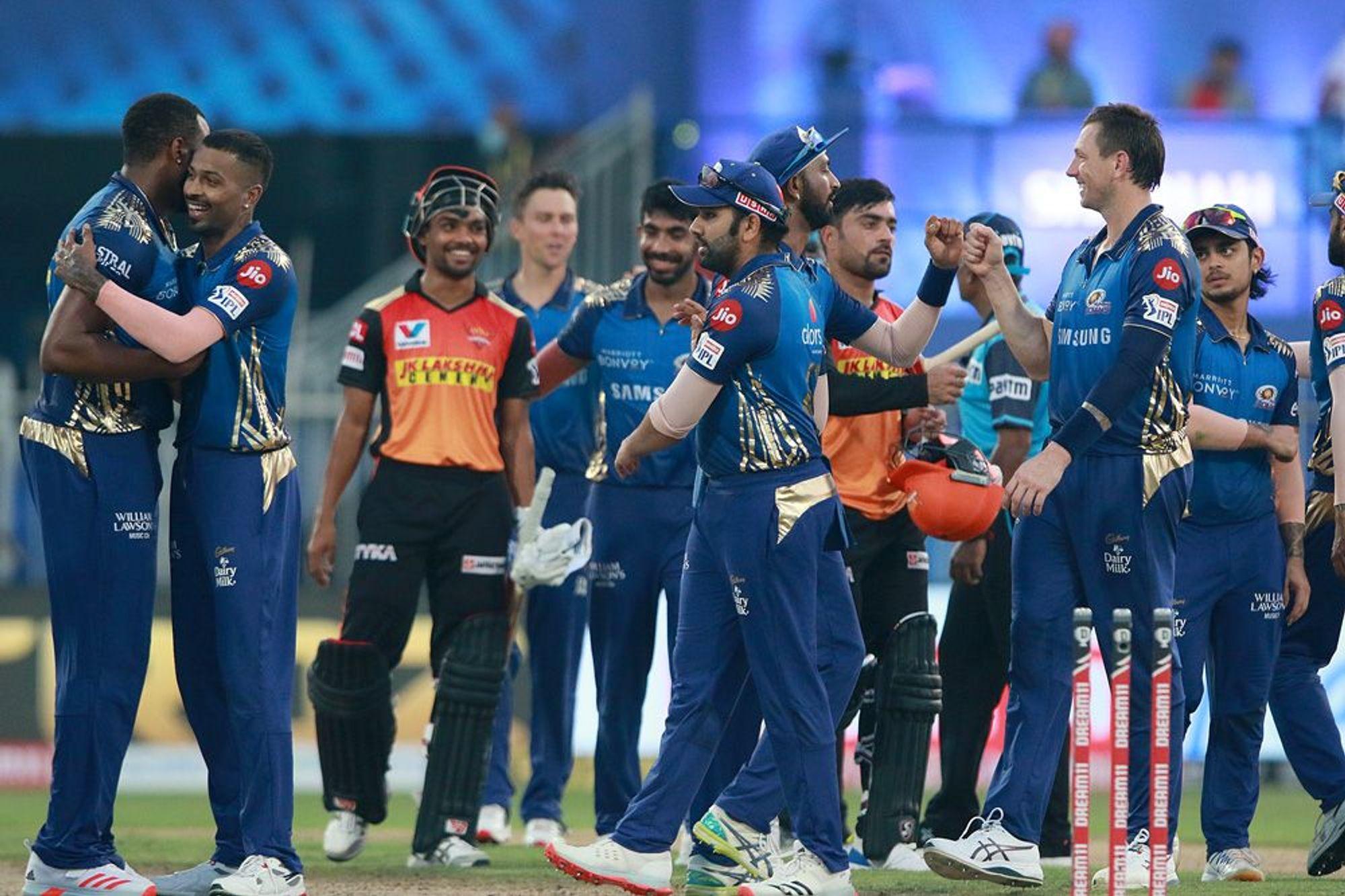 IPL: MI vs SRH
