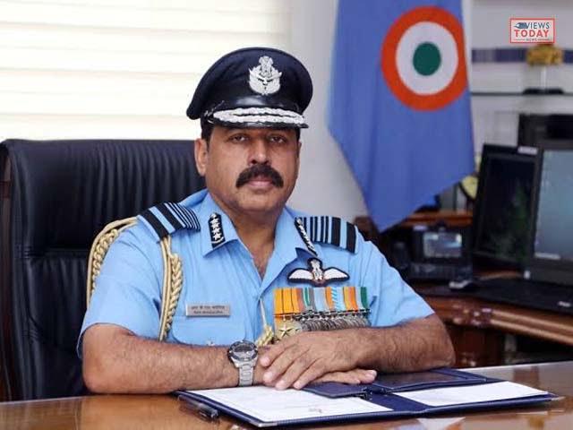Air Chief Marshal RKS Bhadoria