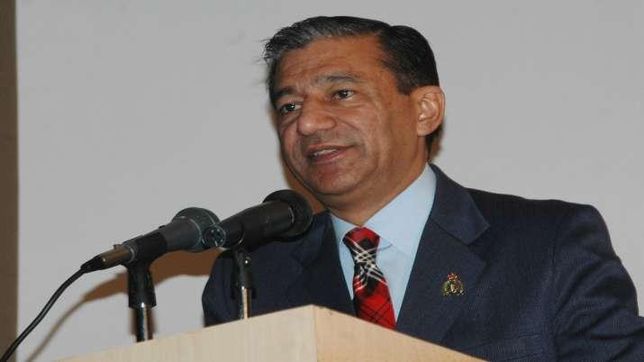 Ex CBI Director Ashwini Kumar