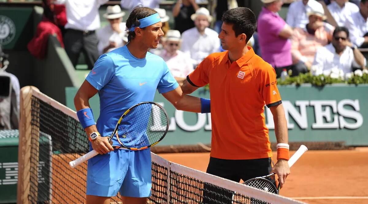 nadal-djokovic French Open
