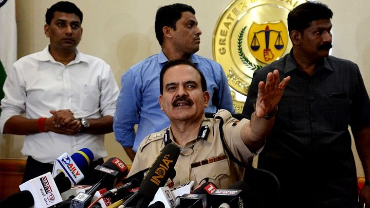 Mumbai Police Commissioner