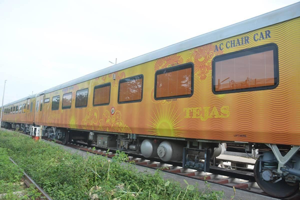 Tejas Train