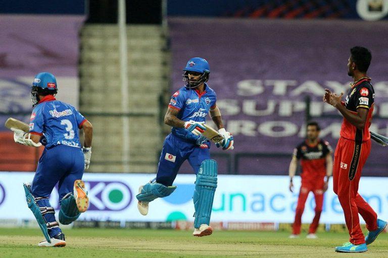 IPL: हारकर भी RCB पहुंची प्ले ऑफ में, दिल्ली 6 विकेट से जीती