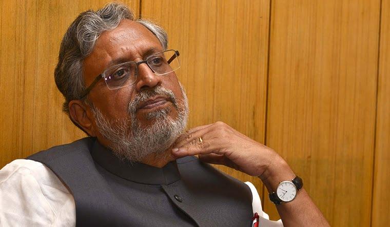 बिहारः भाजपा ने सुशील मोदी का बढ़ाया कद, राज्यसभा सीट के लिए बनाया प्रत्याशी