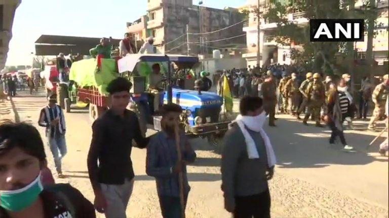 LIVE: किसानों को दिल्ली में प्रवेश की अनुमति, बुराड़ी के निरंकारी मैदान में कर सकेंगे प्रदर्शन