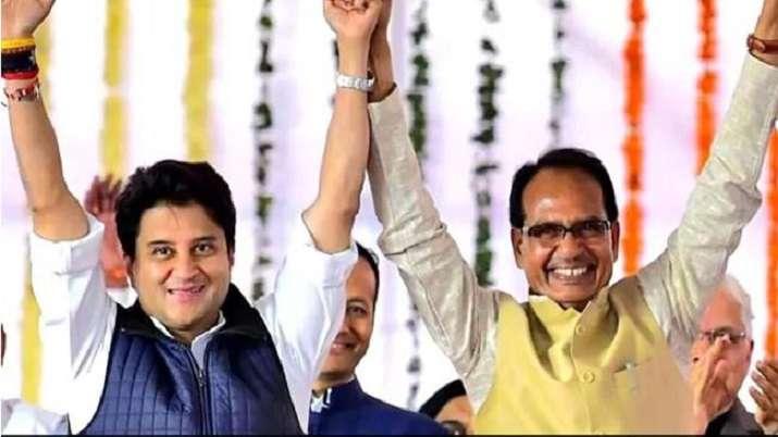 मध्यप्रदेश उपचुनाव 2020: सिंधिया ने साख तो मुख्यमंत्री शिवराज ने बचाई सत्ता