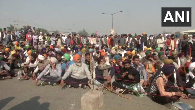 किसानों ने ठुकराया गृहमंत्री शाह का प्रस्ताव, सिंधु बॉर्डर पर जारी रहेगा प्रदर्शन