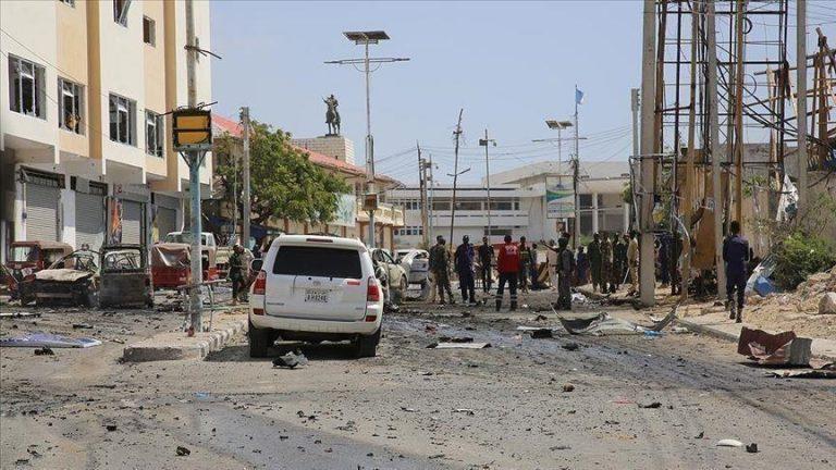 सोमालियाः राजधानी मोगादिशु में आत्मघाती विस्फोट, 7 की मौत