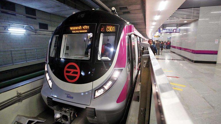 पीएम मोदी आज ड्राइवरलेस मेट्रो ट्रेन को दिखाएंगे हरी झंडी, मजेंटा लाईन पर चलेगी पहली मेट्रो