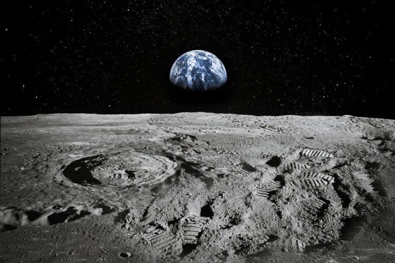 चांद पर बस्ती बसाने की तैयारी में नासा, कुछ ऐसा दिखेगा पृथ्वी का व्यू