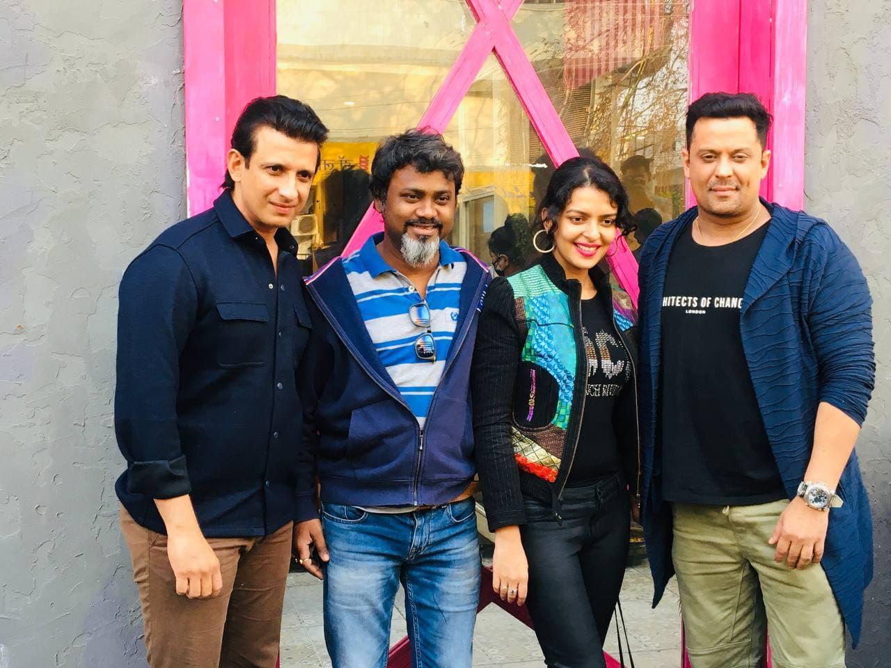 Fauji Calling Movie, Sharman joshi, defence minister rajnath singh