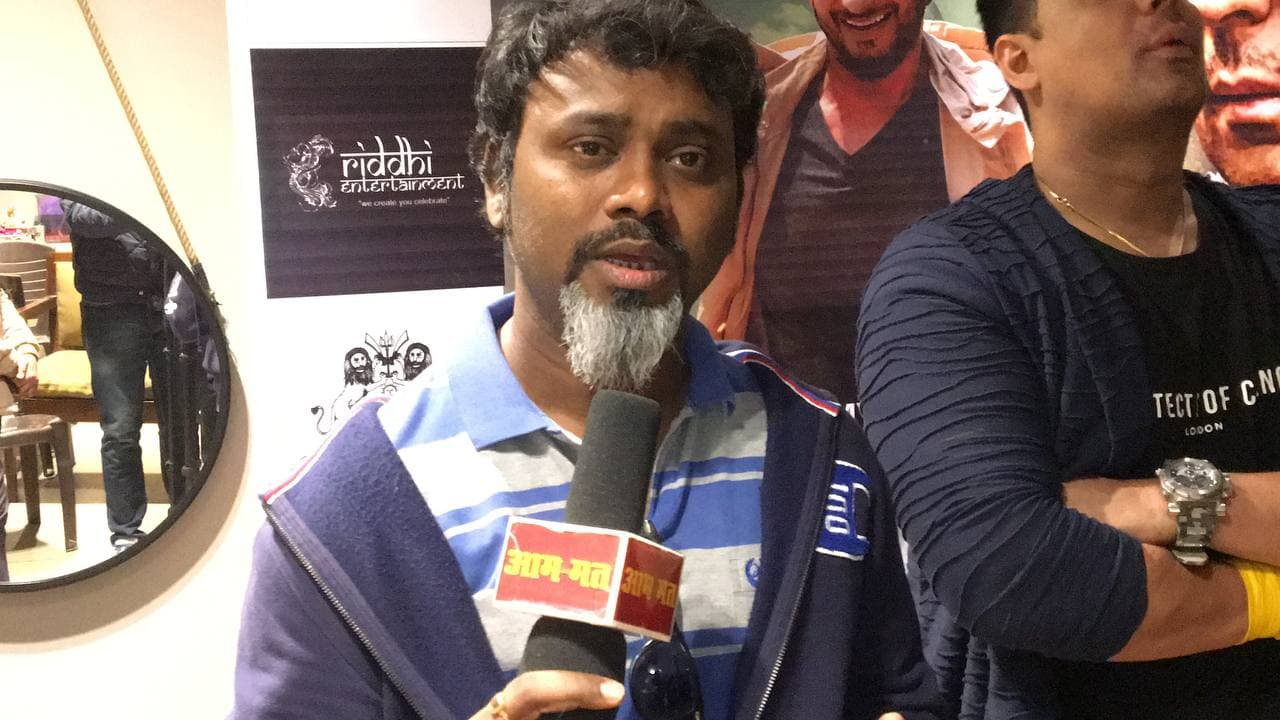 Fauji Calling movie Director Aaryaan Saxena