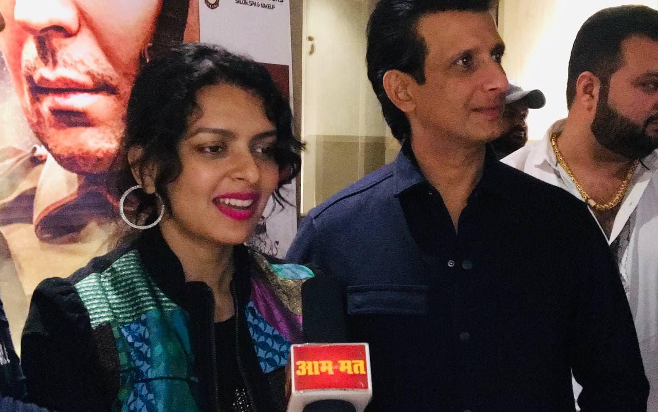 Fauji Calling movie bollywood actress bidita bag