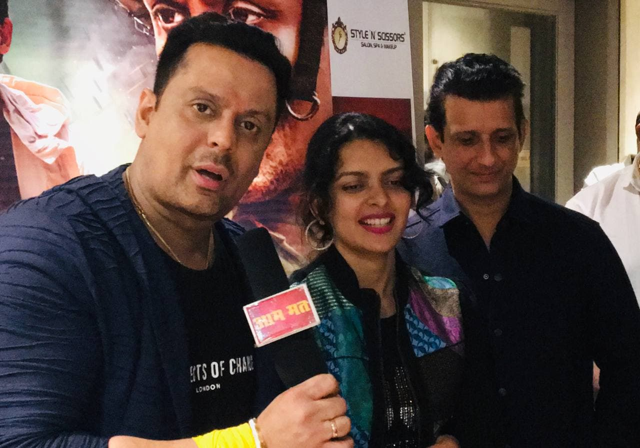 Fauji Calling Movie Star cast Ranjha vikram singh, sharman joshi and bidita bag