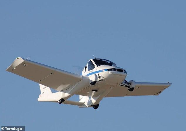 टेराफुगिया की हवा में उड़ने वाली कार 100 मील की रफ्तार से भर सकती है उड़ान, FAA की मंजूरी