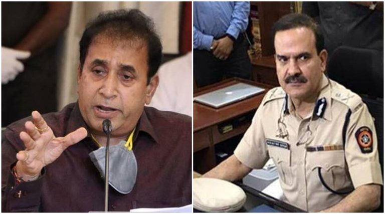 महाराष्ट्र के गृहमंत्री Deshmukh पर 100 करोड़ की वसूली के आरोपों की होगी जांच