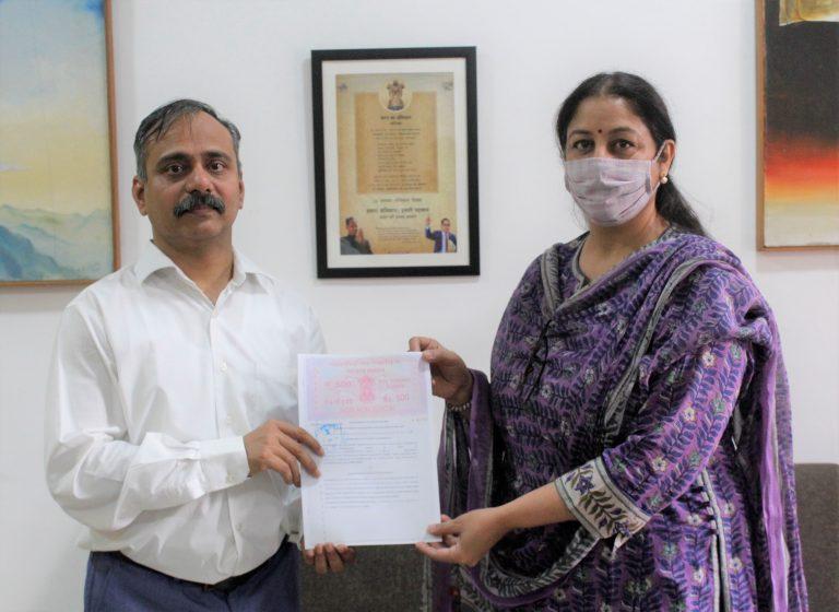 जयपुरः बालिका शिक्षा को बढ़ावा देने के लिए Educate Girls ने राज्य सरकार से किया MoU