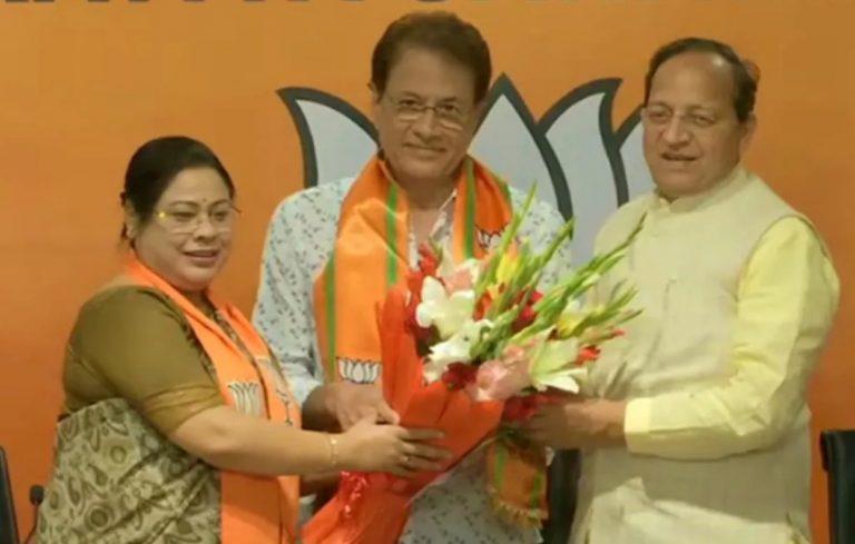भाजपा के हुए श्रीराम, Arun Govil ने ली पार्टी की सदस्यता