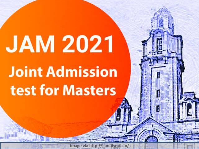 IIT JAM 2021