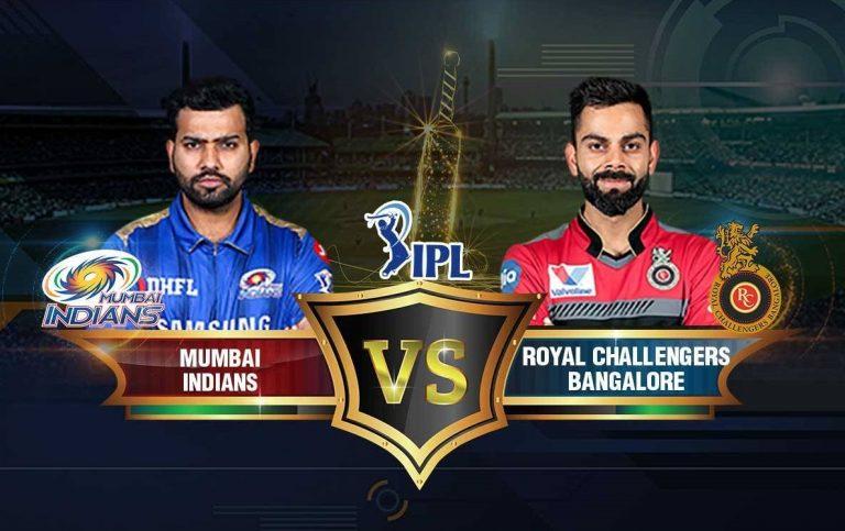 IPL: मुंबई इंडियंस और RCB के मैच में जानिए कौन है कितने पानी, स्ट्रेंथ तो क्या है कमजोरी